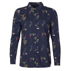 Barbour Ingham Shirt - Navy