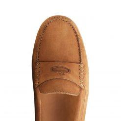 Fairfax & Favor The Hemsby Driving Shoe - Tan