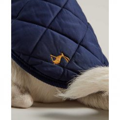 Joules Newdale Quilted Coat - Navy