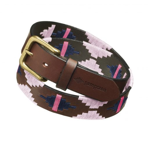Pampeano Polo Belt - Rosa