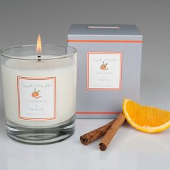 Sophie Allport Scented Candle - Cinnamon & Orange