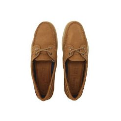 Chatham Compass II G2 Leather Boat Shoes - Tan