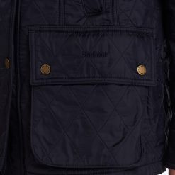 Barbour Beadnell Polarquilt - Navy