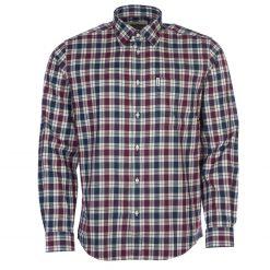 Barbour Astwell Shirt - Merlot