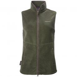 Musto Ladies Glemsford Polartec® Fleece Gilet - Dark Moss