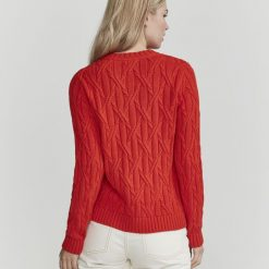 Holebrook Bridget Crew - Red