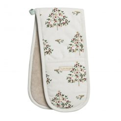 Sophie Allport Double Oven Glove - Partridge In A Pear Tree