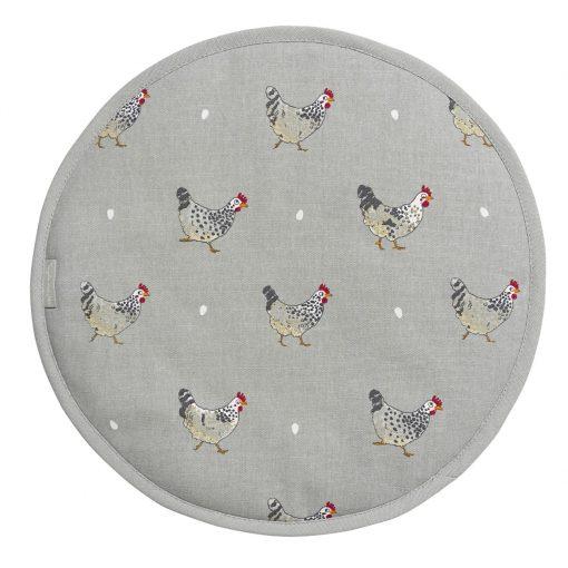 Sophie Allport Hob Cover - Chicken