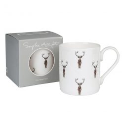 Sophie Allport Mug - Highland Stag