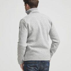 Holebrook Mans Zip WP - Grey