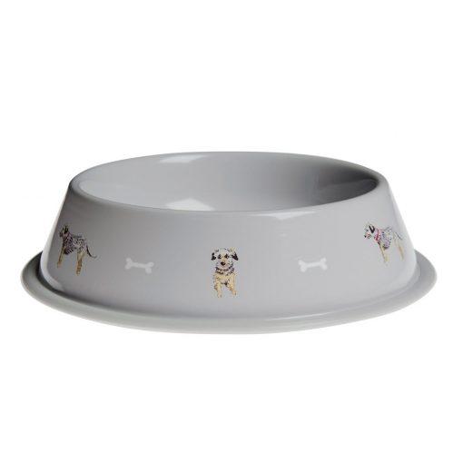 Sophie Allport Dog Bowl - Terrier