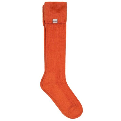 Dubarry Alpaca Socks - Terracotta