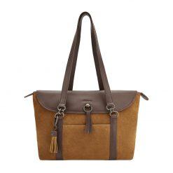 Dubarry Parkhall Handbag - Camel