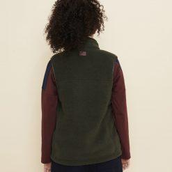 Aigle New Shepper Polartech Fleece Vest - Bronze