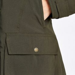 Dubarry Castlehyde All-Purpose Shooting Coat - Ivy