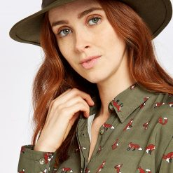 Dubarry Delphine Shirt - Dusky Green