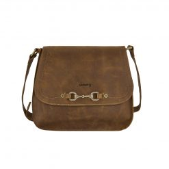 Dubarry Ballycroy Saddle Bag - Brown