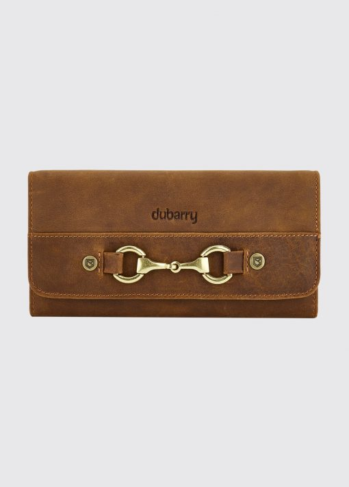 Dubarry Cong Leather Wallet - Brown