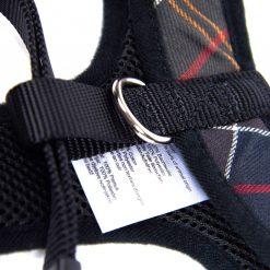 Barbour Dog Harness - Classic Tartan