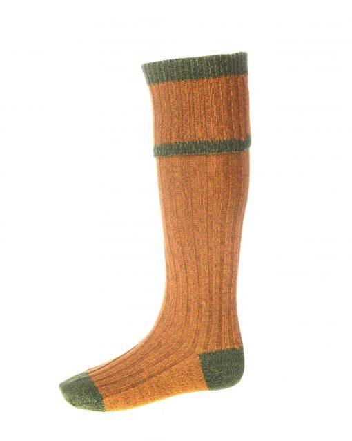 House of Cheviot Kyle Shooting Socks - Wildbroom