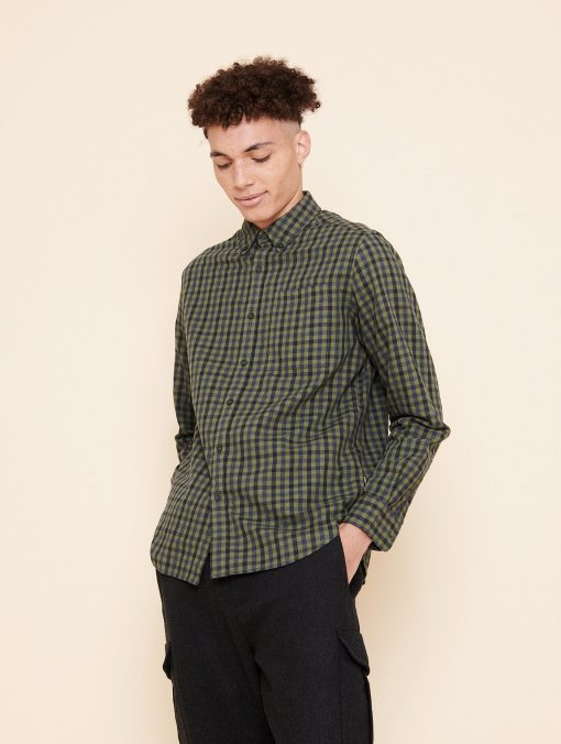 Aigle Traditional Check Shirt - Newtroncais