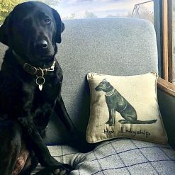 At Home In The Country Cushion - Her Ladyship