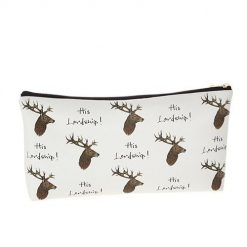 At Home In The Country Wash Bags - His Lordship!