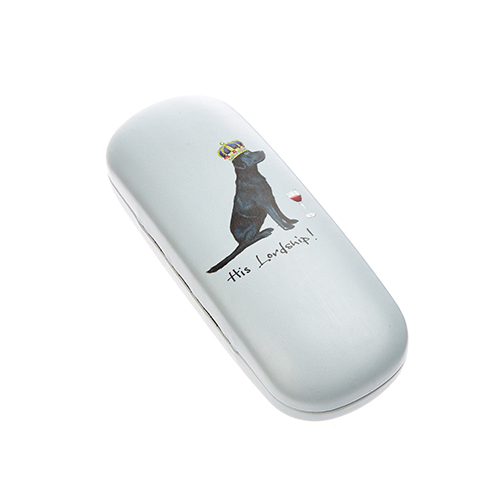 At Home In The Country Glasses Case - His Lordship