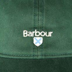 Barbour Cascade Sports Cap - Racing Green