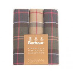 Barbour Handkerchief Pack - Tartan