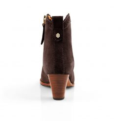 Fairfax & Favor Regina Ankle Boot  - Chocolate