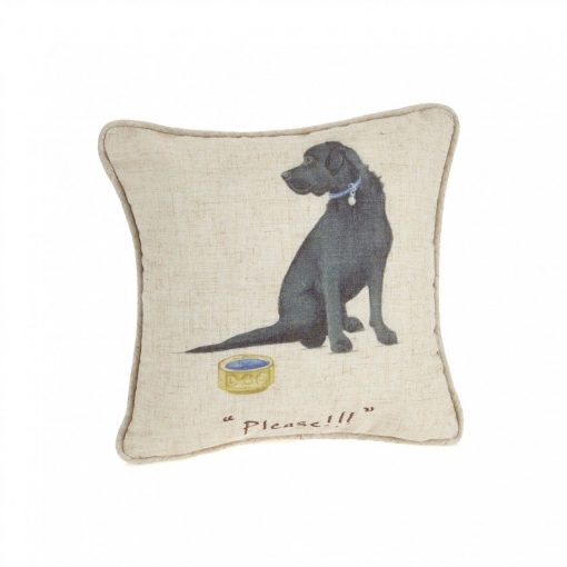 At Home In The Country Cushion - Please