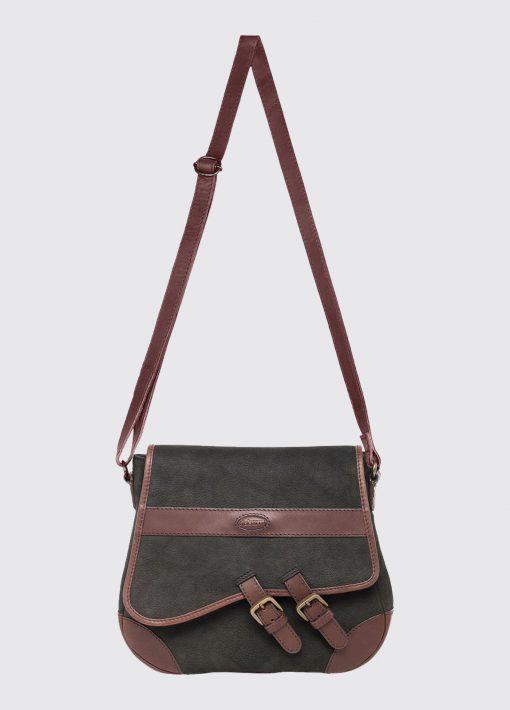 Dubarry Boyne Cross Body Bag - Black / Brown