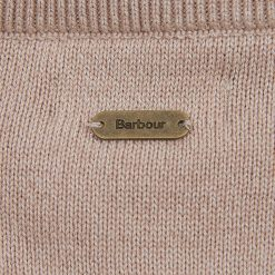 Barbour Hampton Knit - Biscotti