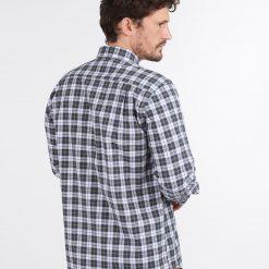 Barbour Highland Check 28 Regular Fit Shirt - Olive