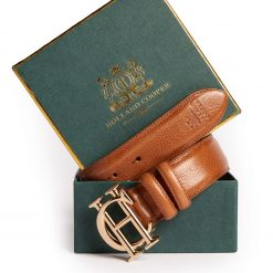 Holland Cooper Classic Belt - Light Tan
