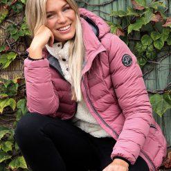 Pelle P Urbis Jacket - Rusty Rose