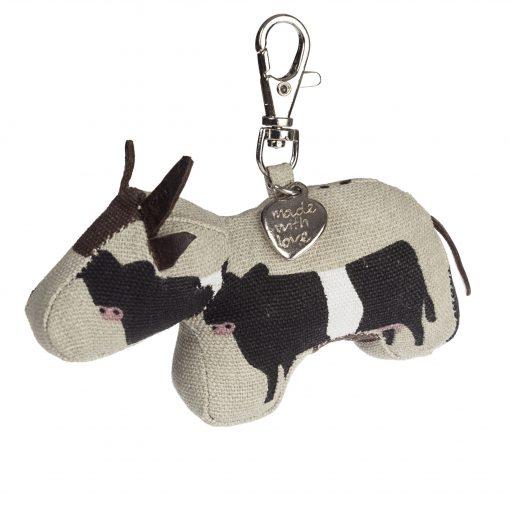 Sophie Allport Keyring - Cows