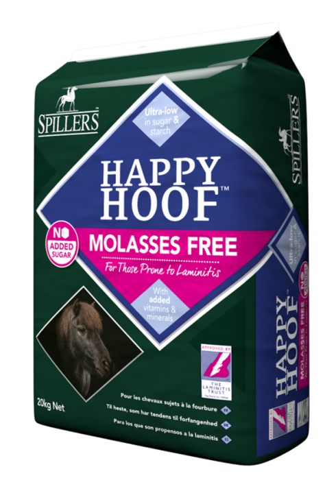 Spillers Happy Hoof Molasses Free **Collection Only**