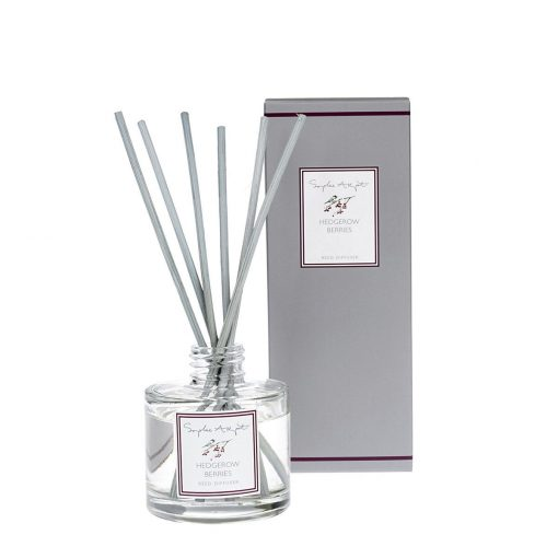 Sophie Allport Scented Reed Diffuser - Hedgerow Berries
