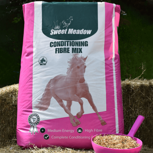 Sweet Meadow Conditioning Fibre Mix **Collection Only**