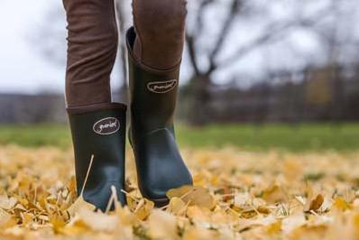 Gumleaf Kiddo Boot - Green