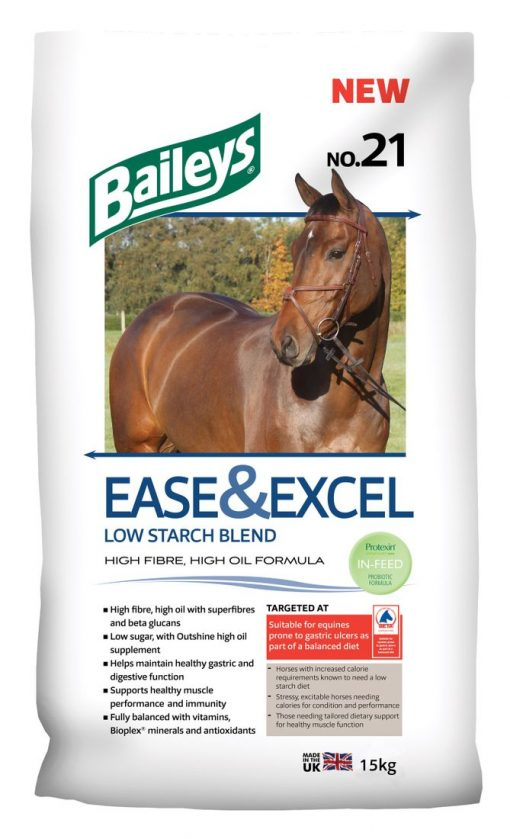 Baileys No.21 Ease & Excel **Collection Only**