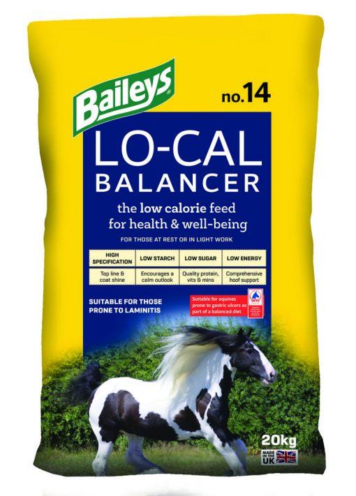 Baileys No.14 Lo-Cal Balancer **Collection Only**