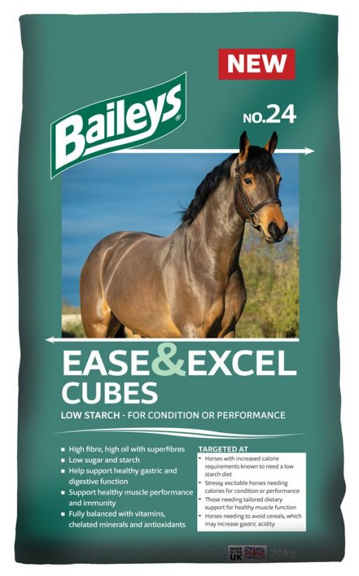 Baileys No.24 Ease & Excel Cubes **Collection Only**
