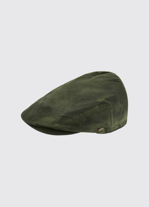 Dubarry Fitzpatrick Flat Cap - Olive