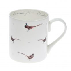 Sophie Allport Mug - Amongst Male Pheasants & Dot