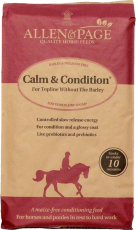 Allen & Page - Calm & Condition **Collection Only**