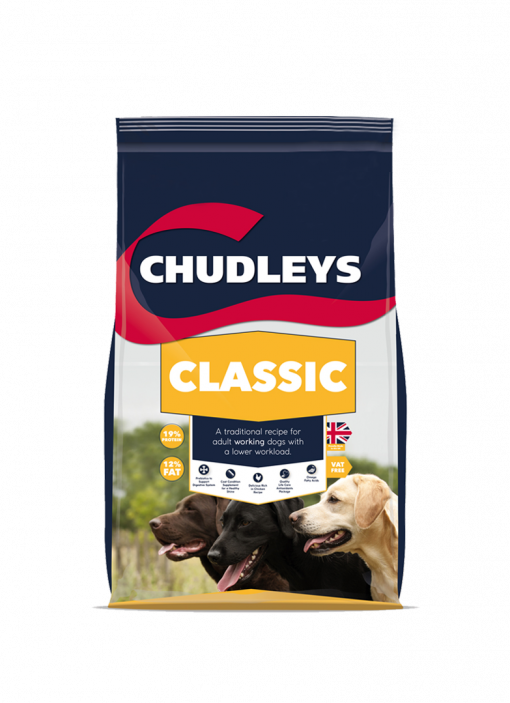 Chudleys Classic **Collection Only**