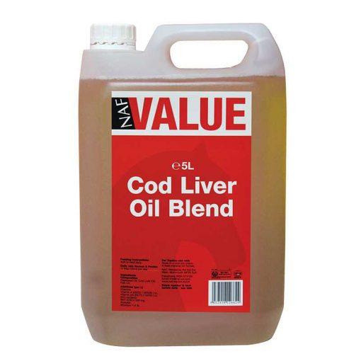 NAF Value Cod Liver Oil 5L
